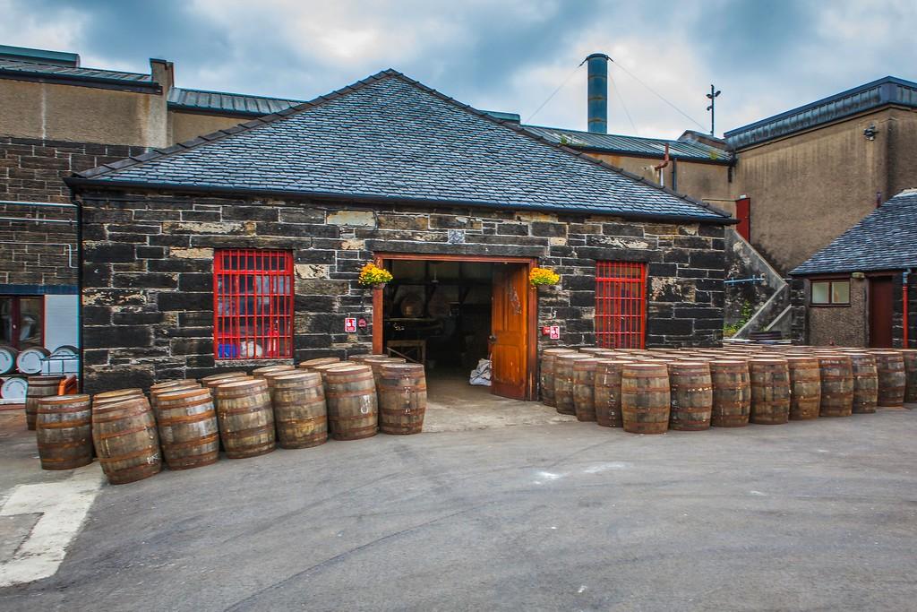 苏格兰著名威士忌酒庄,探秘走访_图1-17