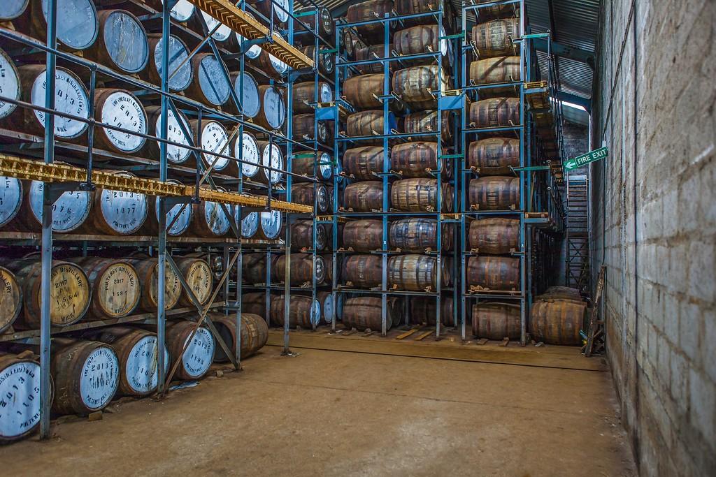 苏格兰著名威士忌酒庄,探秘走访_图1-3