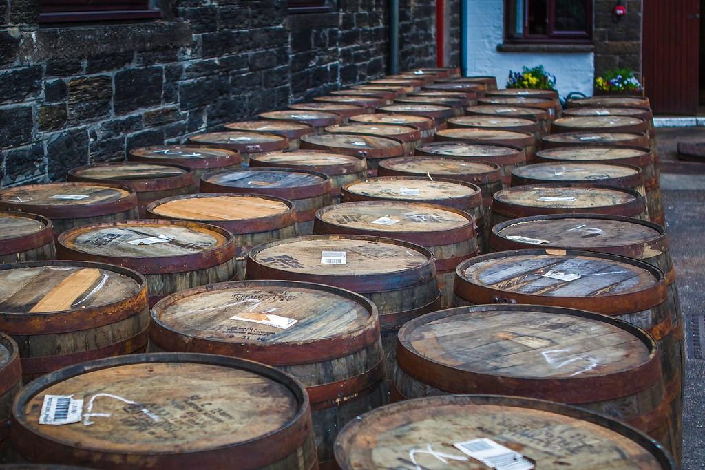 苏格兰著名威士忌酒庄,探秘走访_图1-6