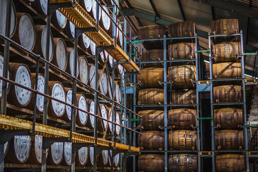苏格兰著名威士忌酒庄,探秘走访_图1-30