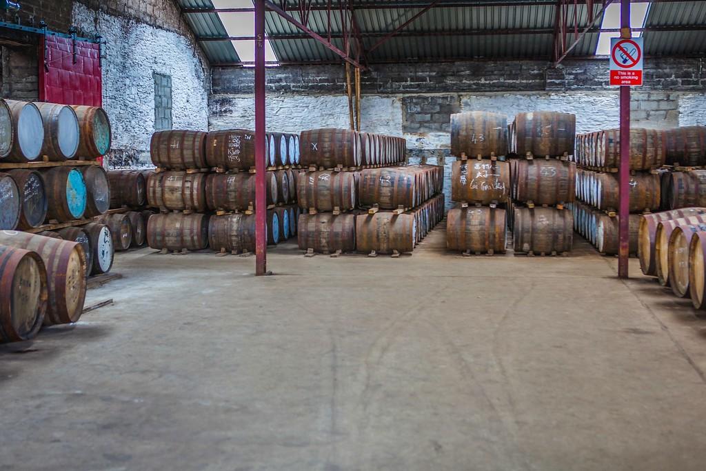 苏格兰著名威士忌酒庄,探秘走访_图1-7