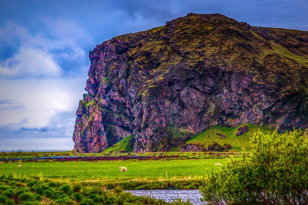 冰岛风采,平地而起_图1-11