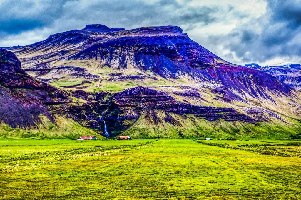 冰岛风采,平地而起_图1-5
