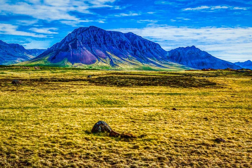 冰岛风采,平地而起_图1-2