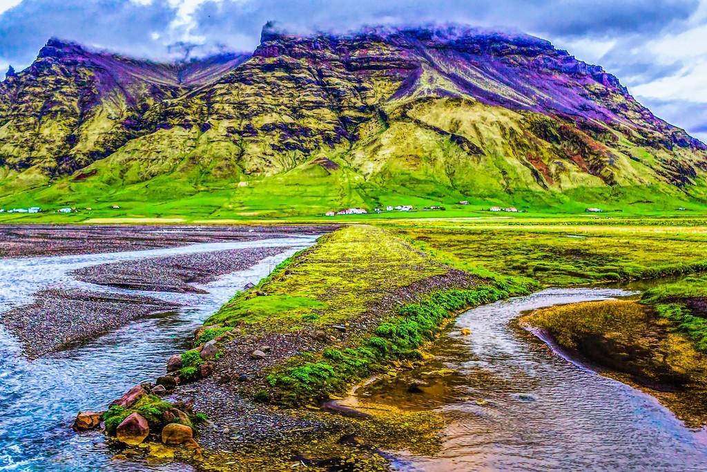 冰岛风采,平地而起_图1-3