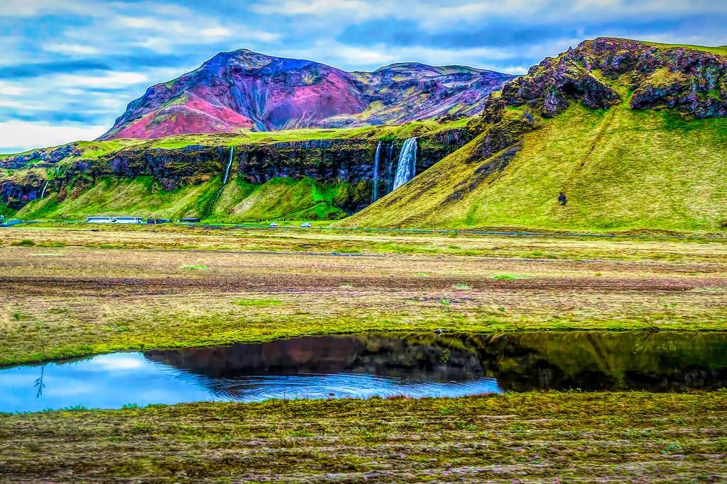冰岛风采,平地而起_图1-15