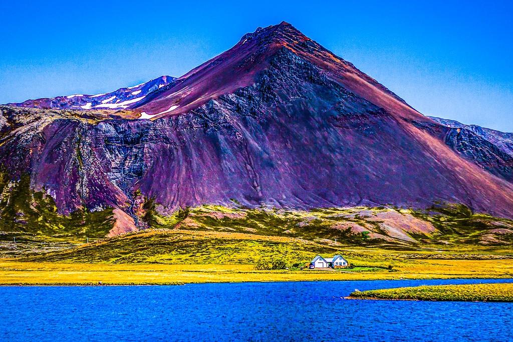 冰岛风采,平地而起_图1-18