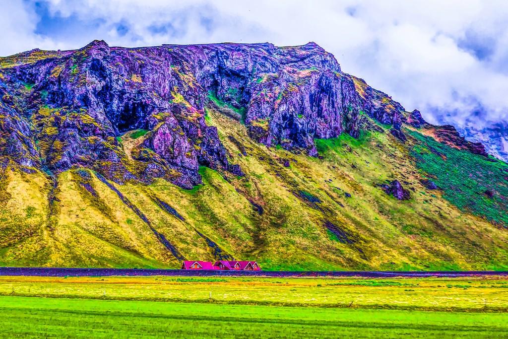 冰岛风采,平地而起_图1-20