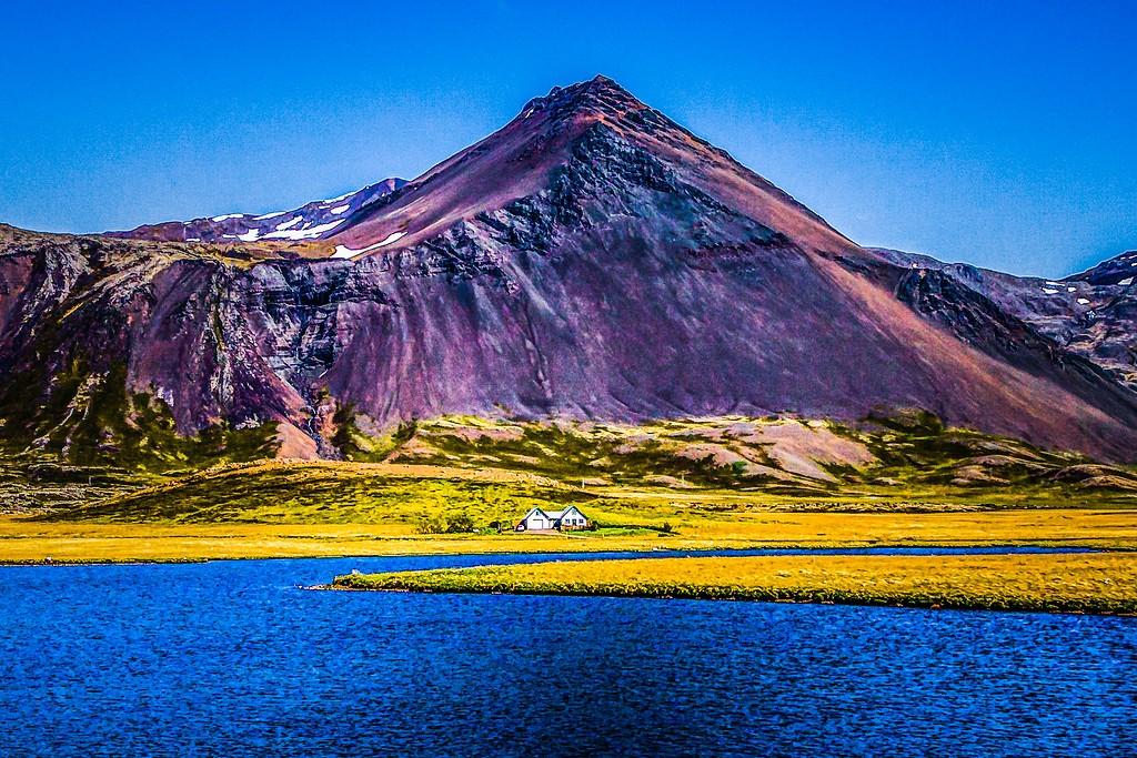 冰岛风采,平地而起_图1-24