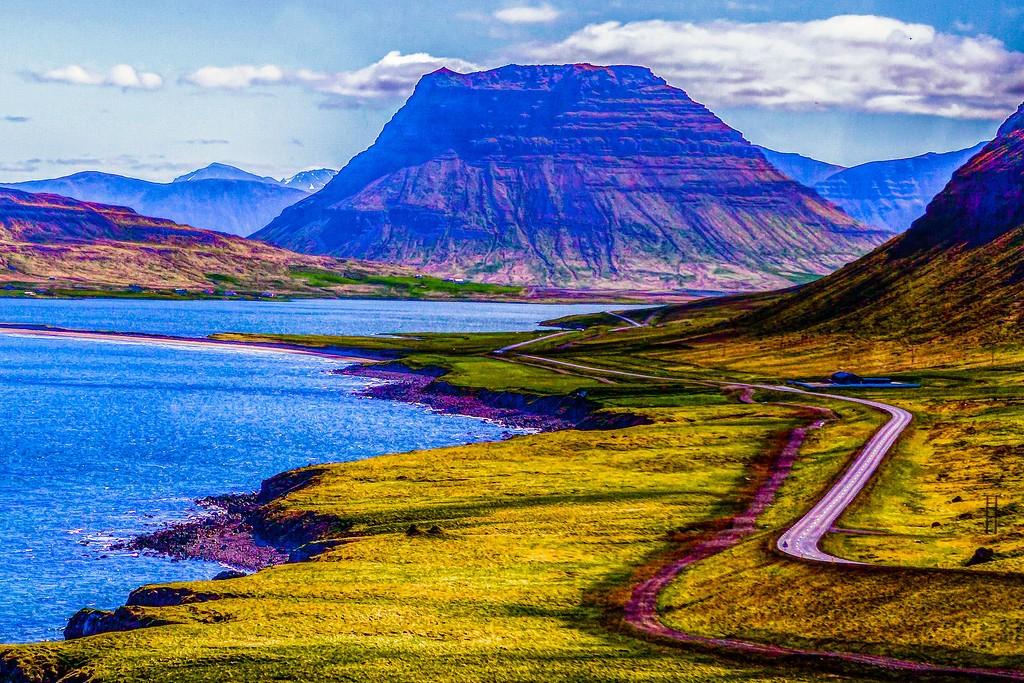 冰岛风采,平地而起_图1-21