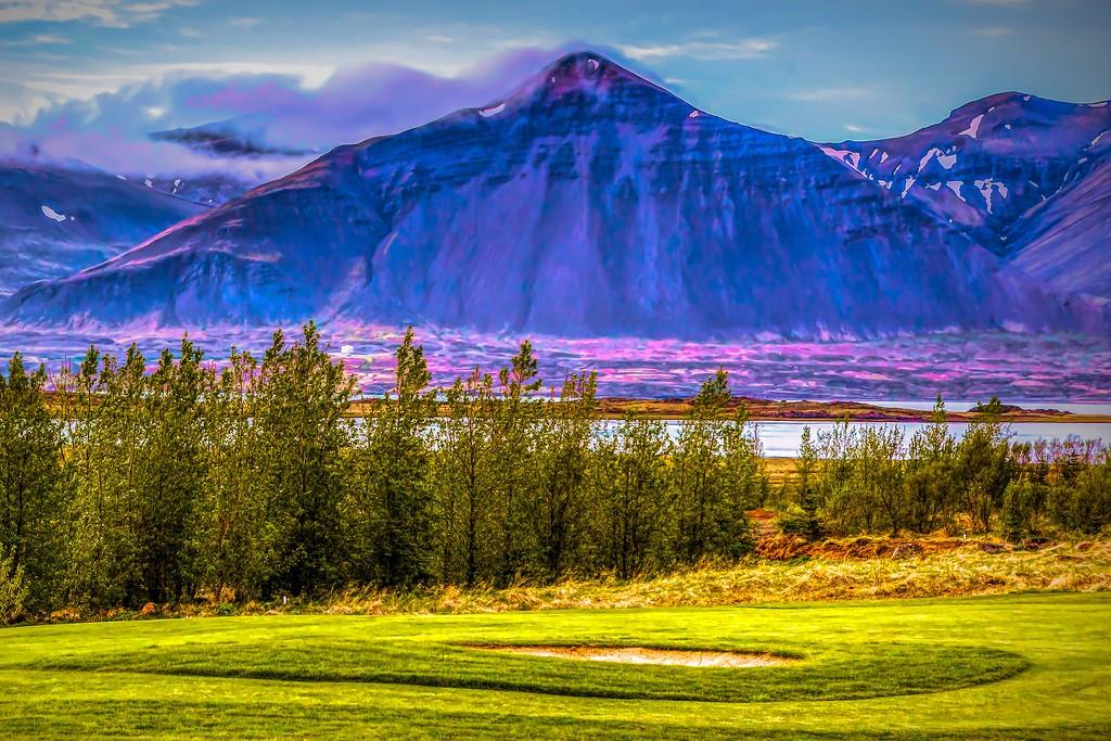 冰岛风采,平地而起_图1-27