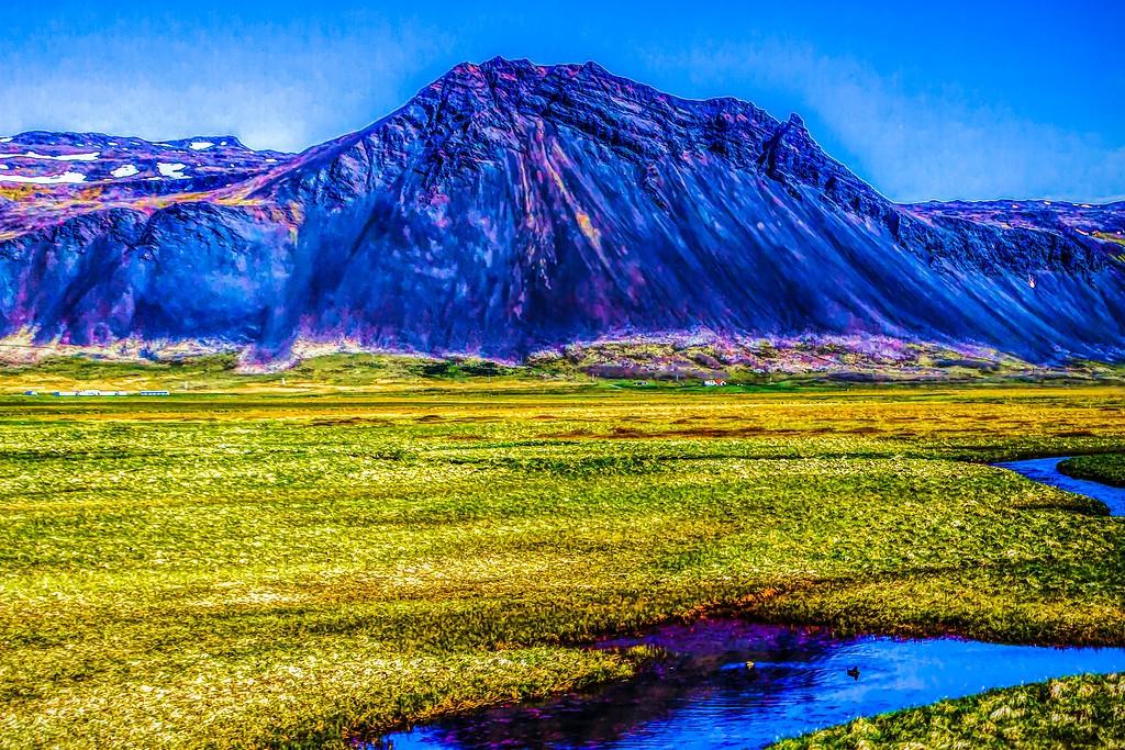 冰岛风采,平地而起_图1-26