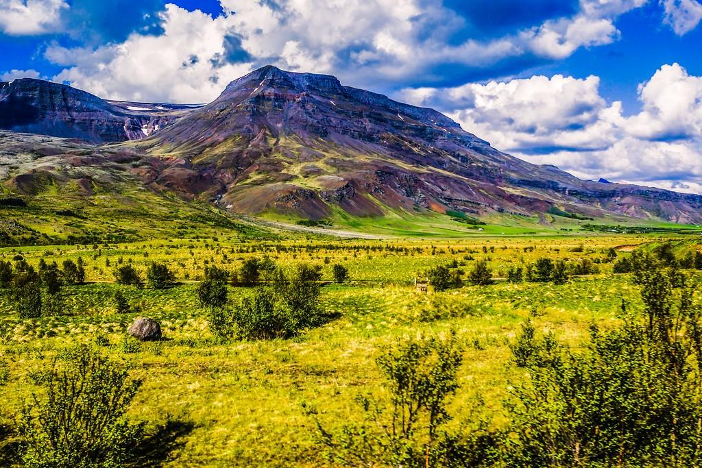 冰岛风采,平地而起_图1-30