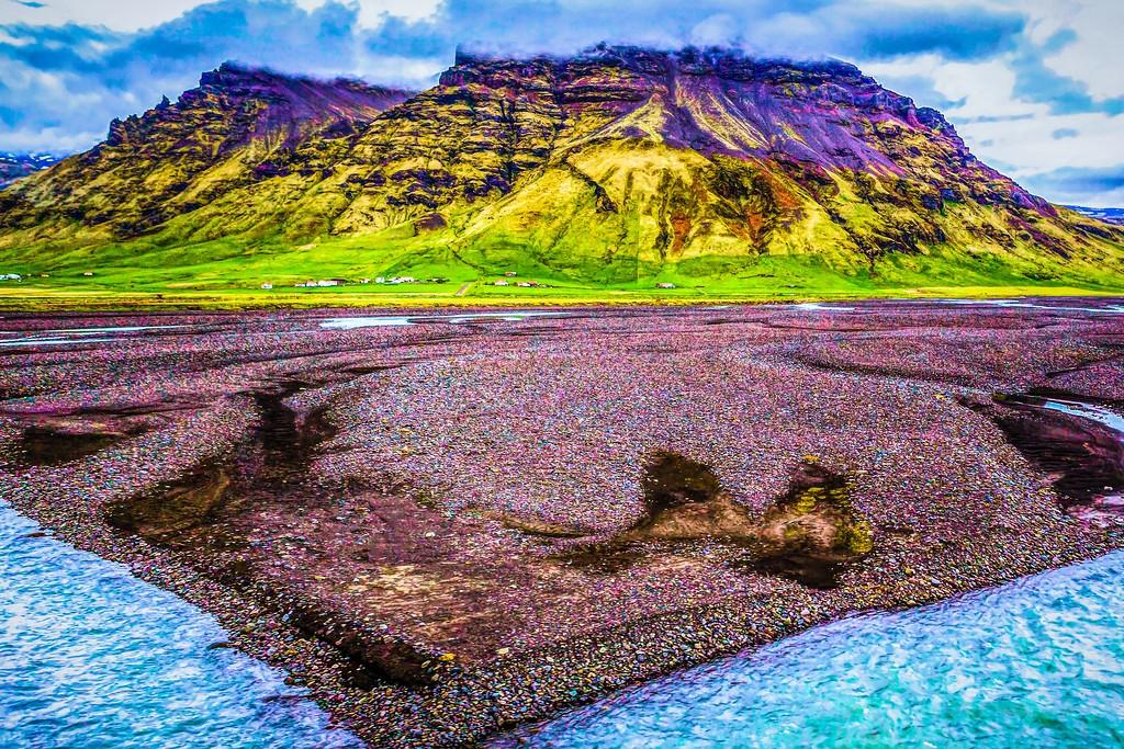 冰岛风采,平地而起_图1-34