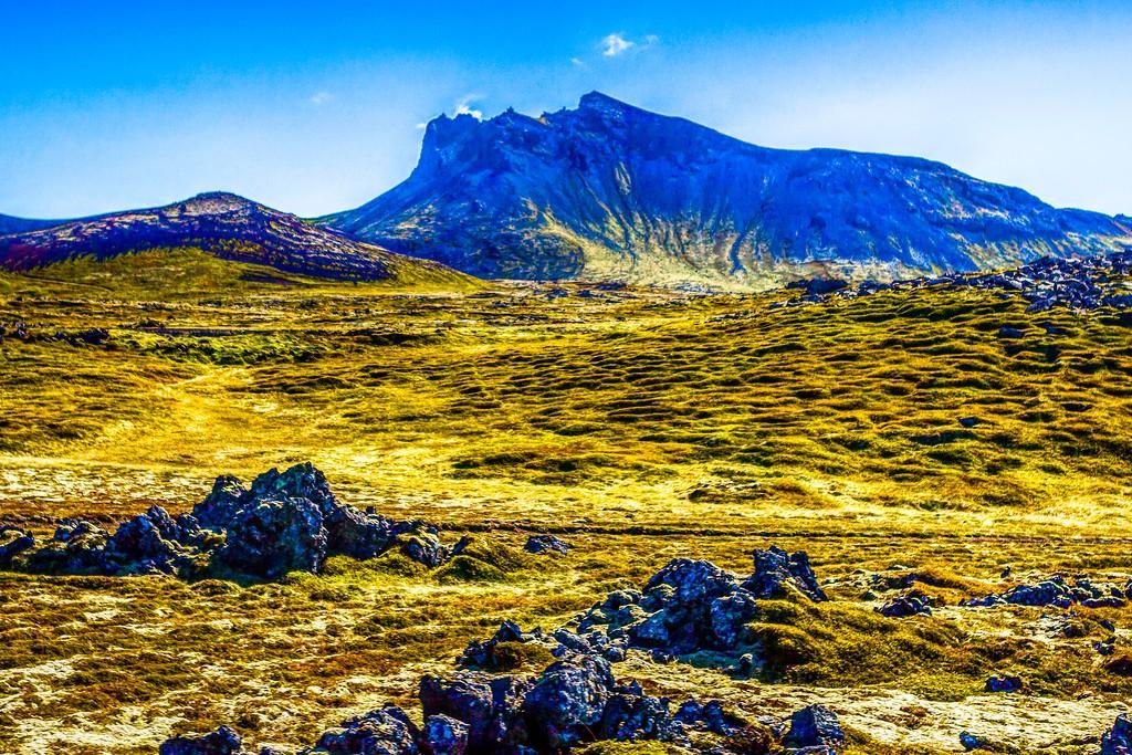 冰岛风采,平地而起_图1-32