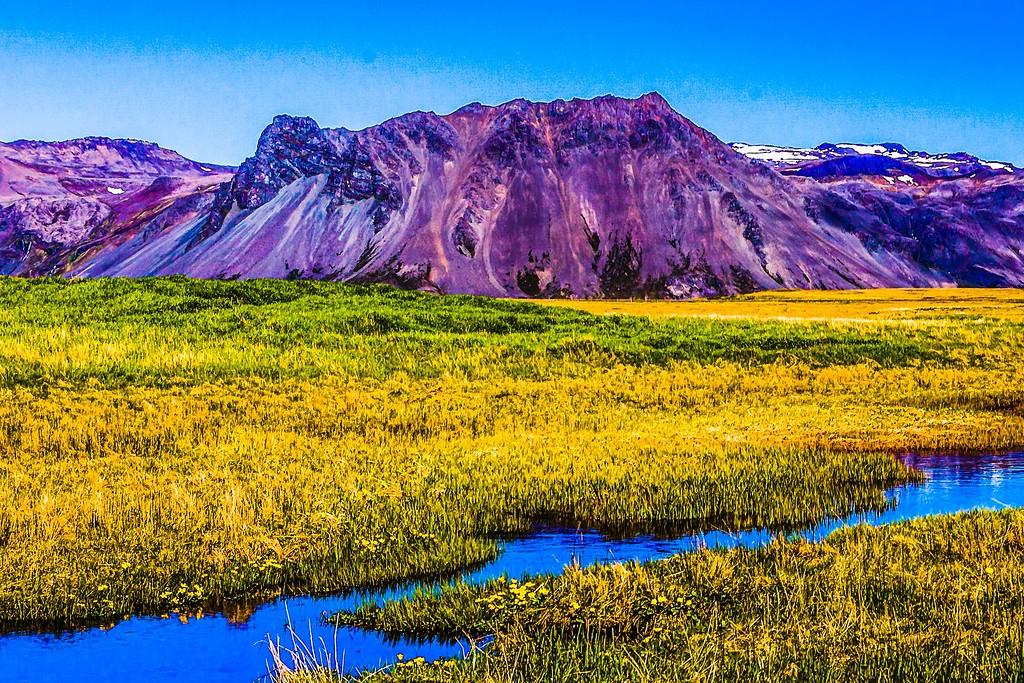 冰岛风采,平地而起_图1-31