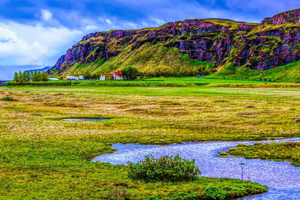 冰岛风采,平地而起_图1-29