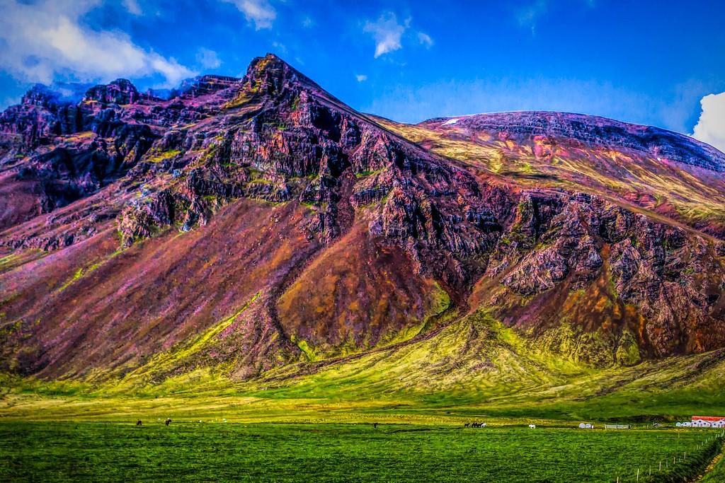 冰岛风采,平地而起_图1-40