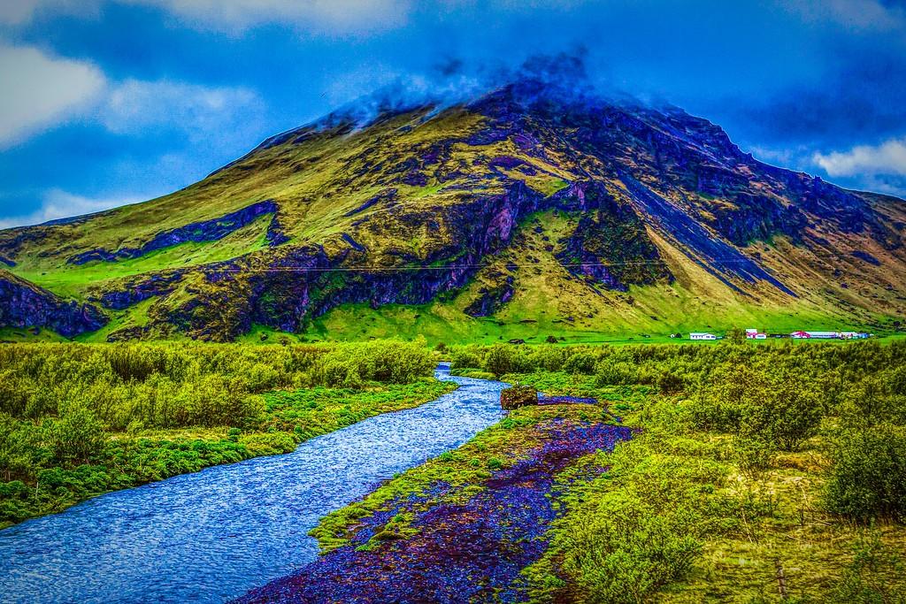 冰岛风采,平地而起_图1-39