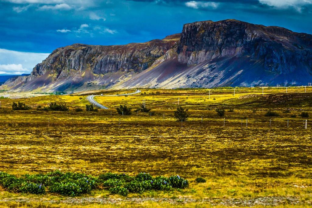 冰岛风采,平地而起_图1-38