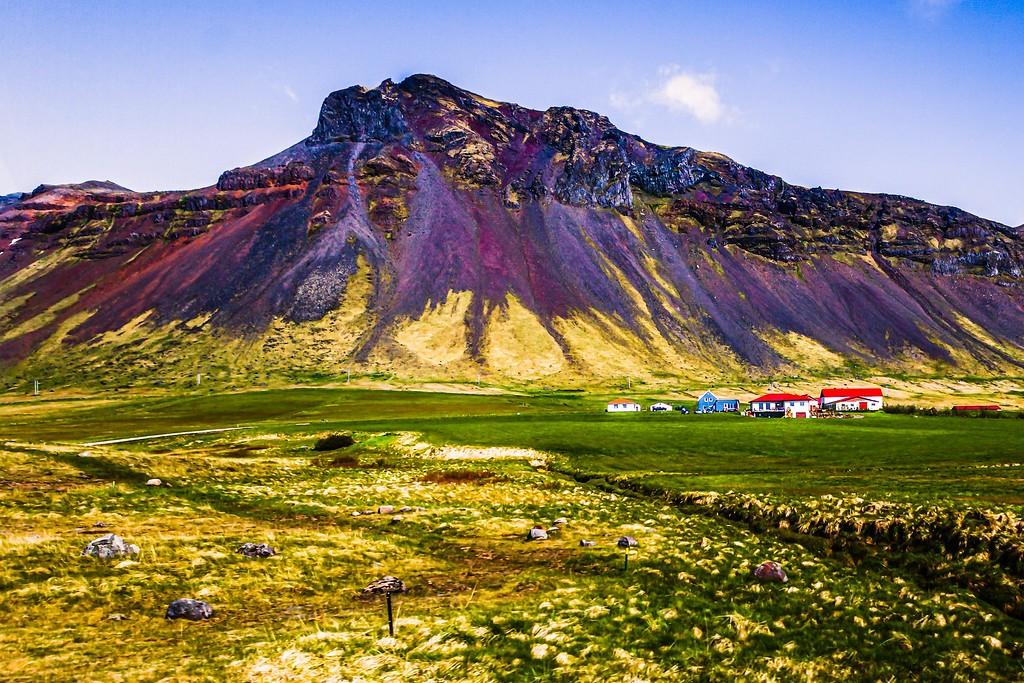 冰岛风采,平地而起_图1-37