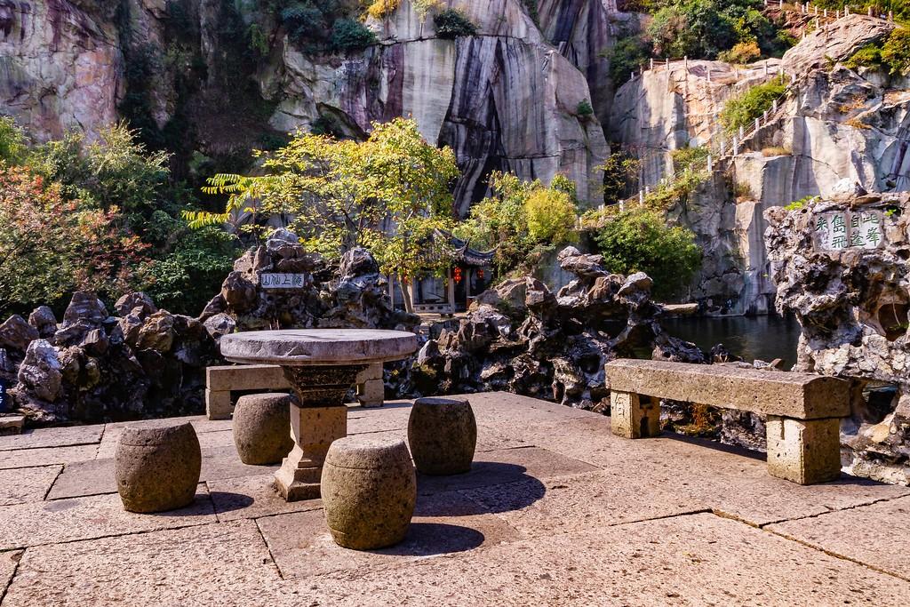 浙江东湖,風景不遜西湖_图1-27