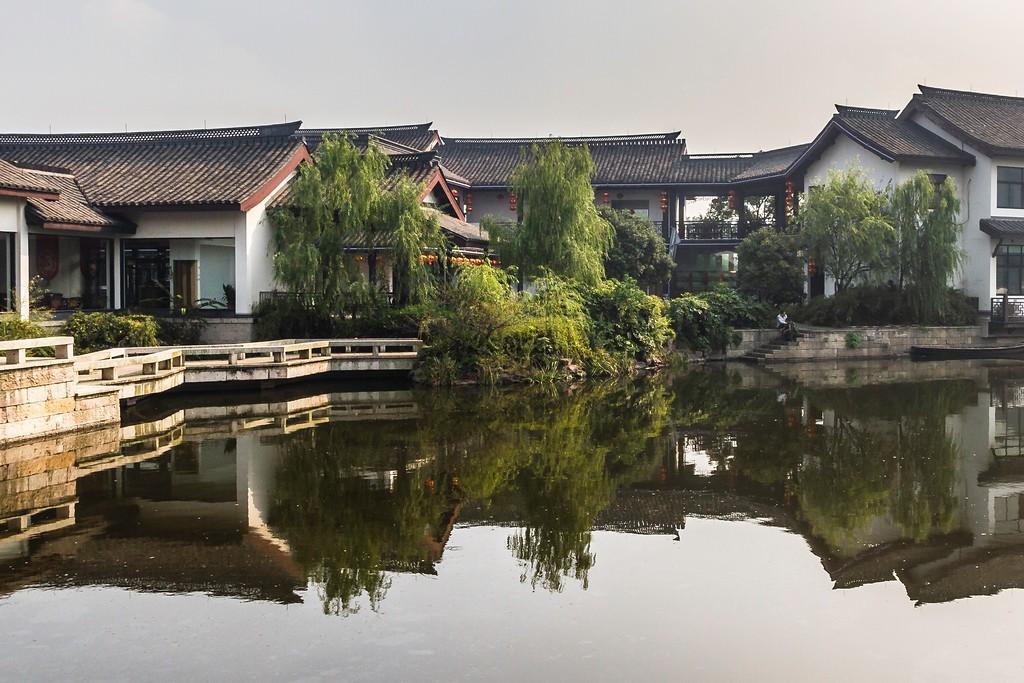 浙江东湖,風景不遜西湖_图1-23