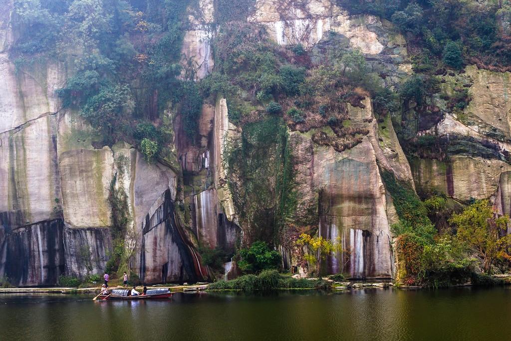 浙江东湖,風景不遜西湖_图1-19