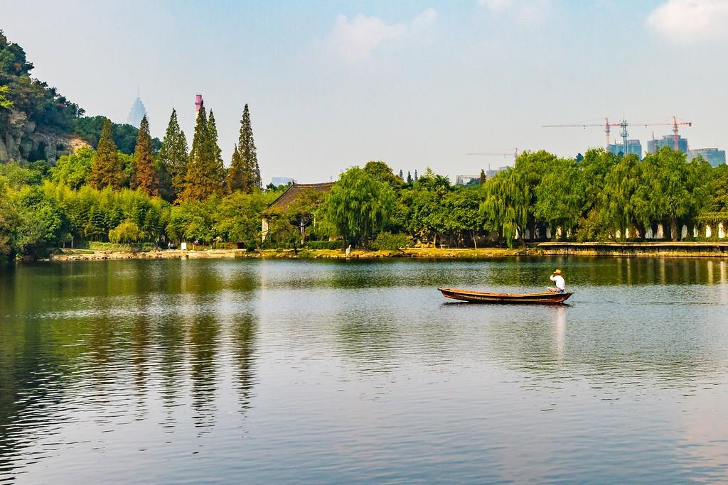 浙江东湖,風景不遜西湖_图1-14