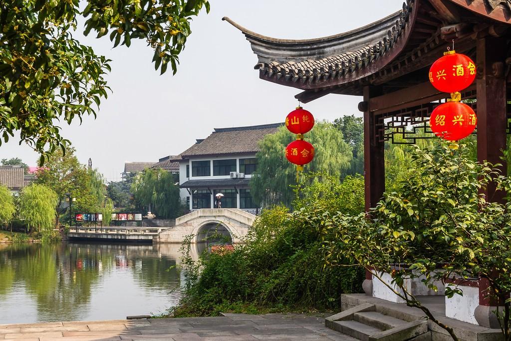 浙江东湖,風景不遜西湖_图1-2