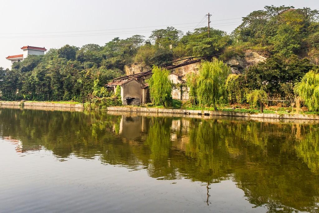 浙江东湖,風景不遜西湖_图1-3