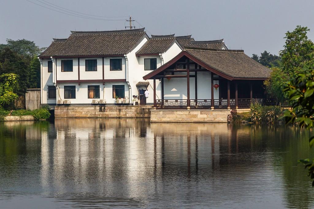 浙江东湖,風景不遜西湖_图1-4