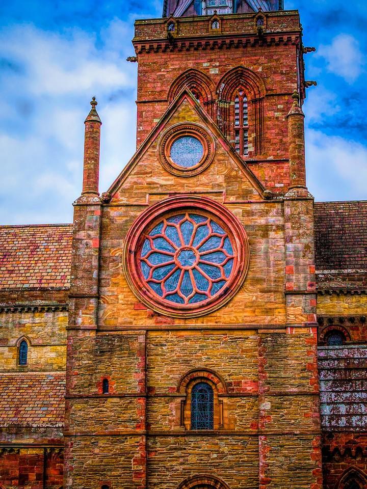 苏格兰奥克尼岛(Orkney Islands),教堂一游_图1-28