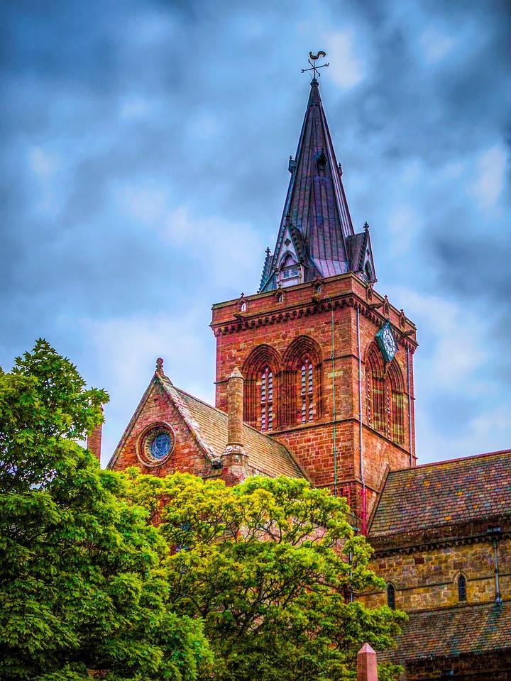 苏格兰奥克尼岛(Orkney Islands),教堂一游_图1-21