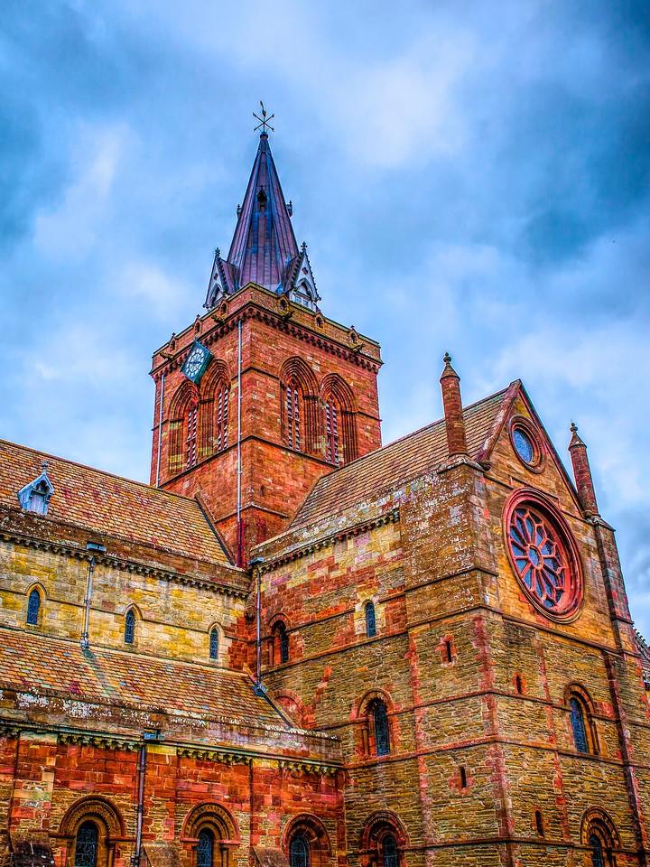 苏格兰奥克尼岛(Orkney Islands),教堂一游_图1-24