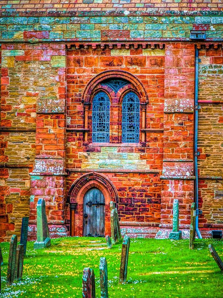 苏格兰奥克尼岛(Orkney Islands),教堂一游_图1-13