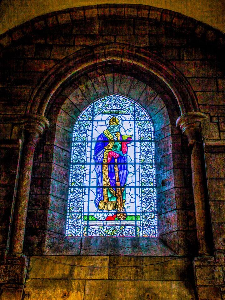 苏格兰奥克尼岛(Orkney Islands),教堂一游_图1-5