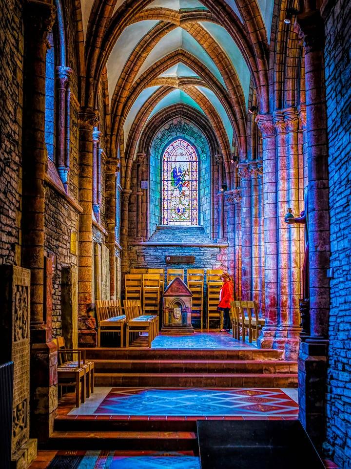 苏格兰奥克尼岛(Orkney Islands),教堂一游_图1-1