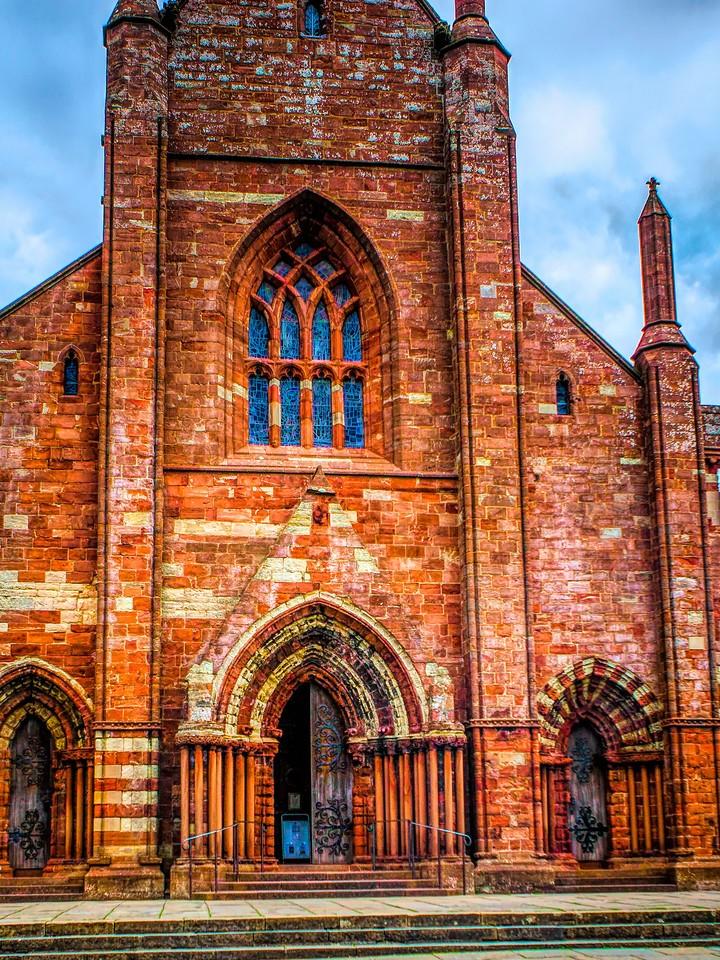 苏格兰奥克尼岛(Orkney Islands),教堂一游_图1-30