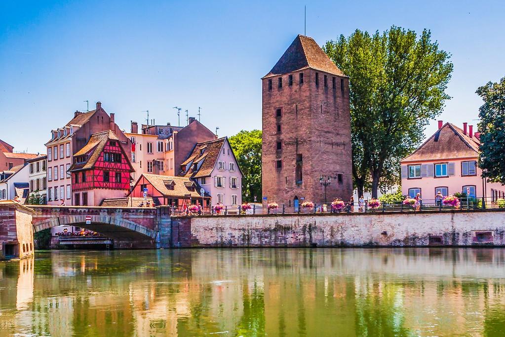法国斯特拉斯堡(Strasbourg),新旧融合_图1-25