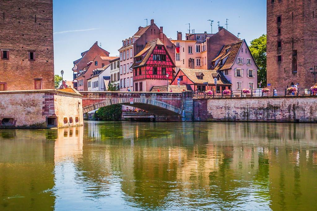 法国斯特拉斯堡(Strasbourg),新旧融合_图1-16