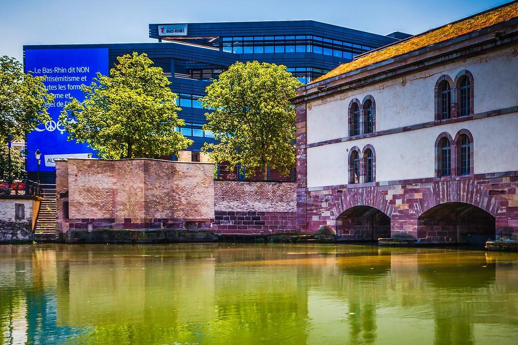 法国斯特拉斯堡(Strasbourg),新旧融合_图1-22