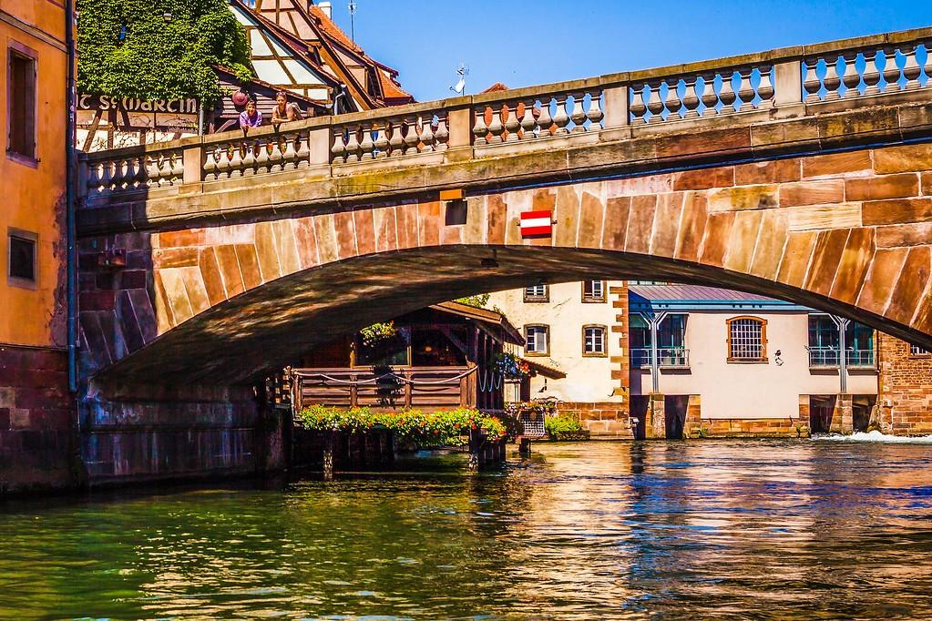 法国斯特拉斯堡(Strasbourg),新旧融合_图1-4