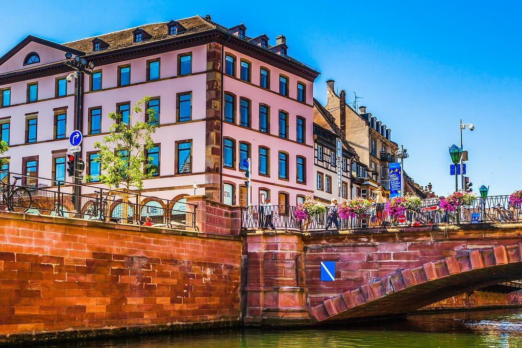 法国斯特拉斯堡(Strasbourg),新旧融合_图1-6