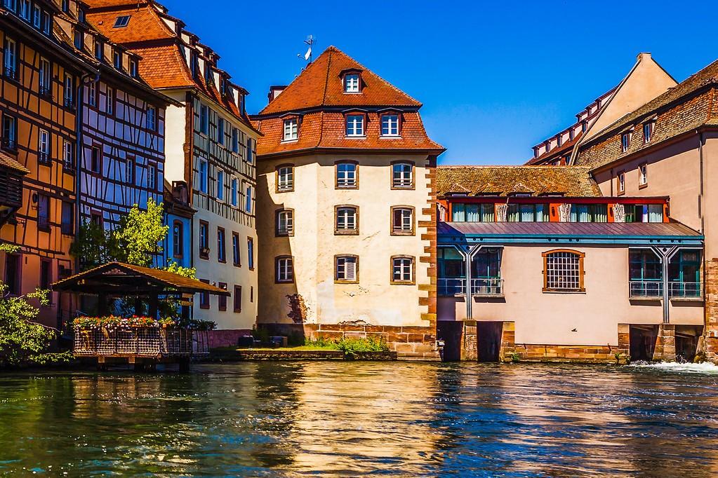 法国斯特拉斯堡(Strasbourg),新旧融合_图1-8