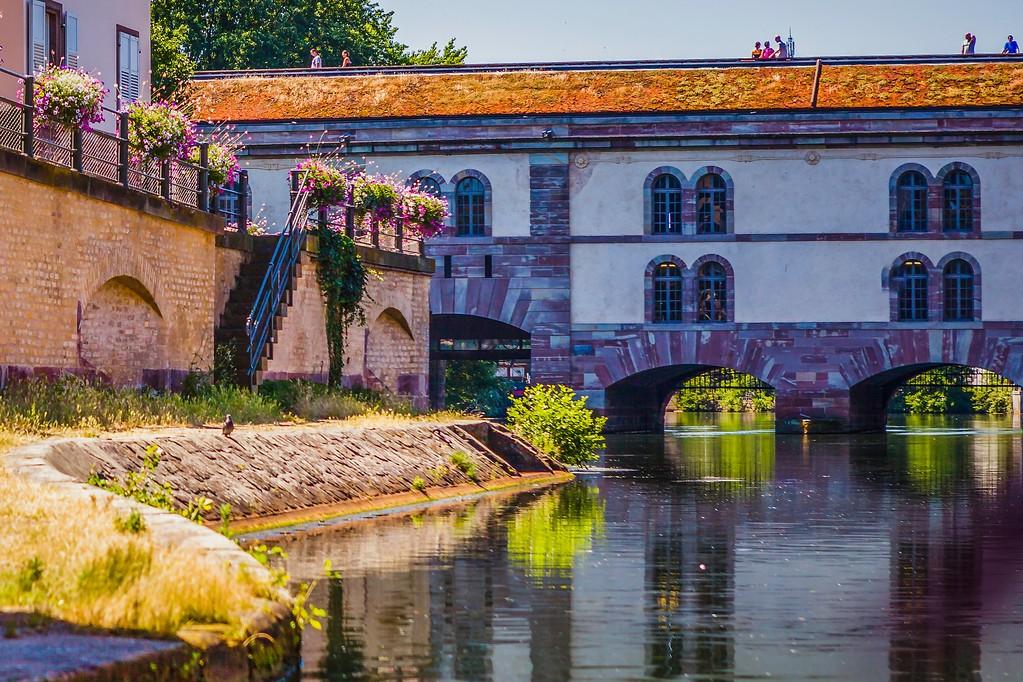 法国斯特拉斯堡(Strasbourg),新旧融合_图1-5