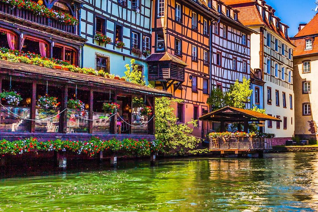 法国斯特拉斯堡(Strasbourg),新旧融合_图1-7