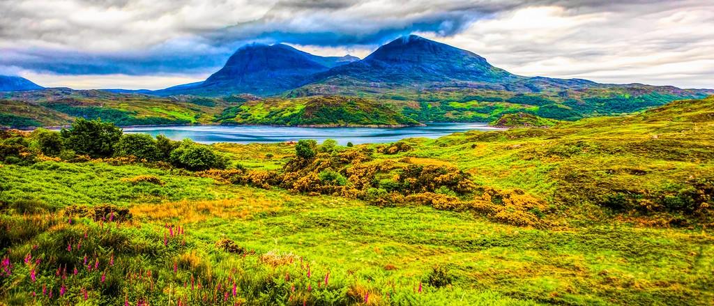 苏格兰见闻,满眼景色_图1-39
