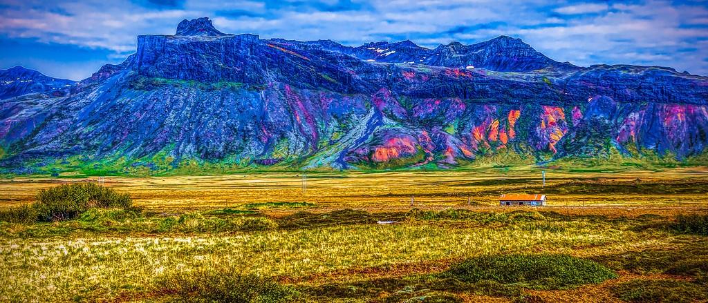 冰岛风采,自然魅力_图1-38
