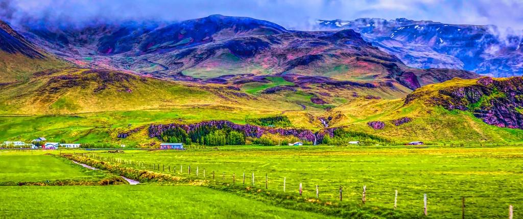 冰岛风采,自然魅力_图1-39